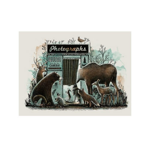PRINT |  Animals - Photobooth