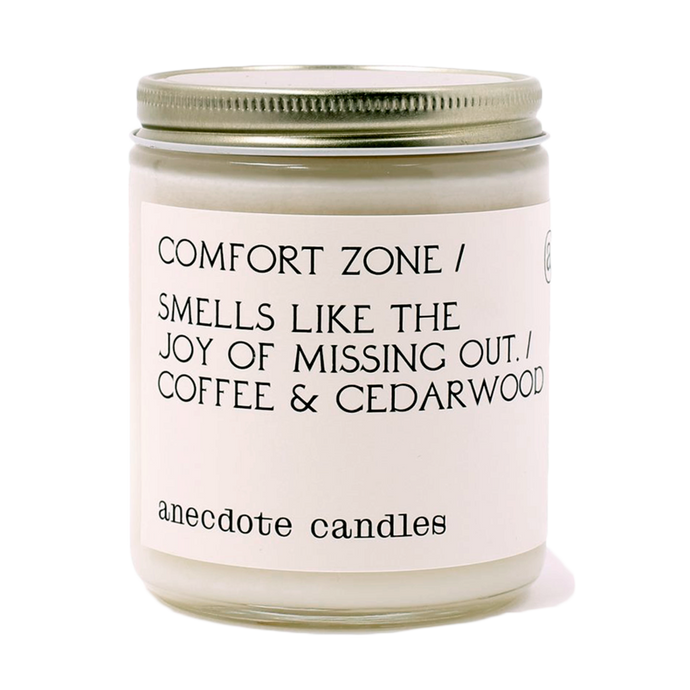 CANDLE | Comfort Zone