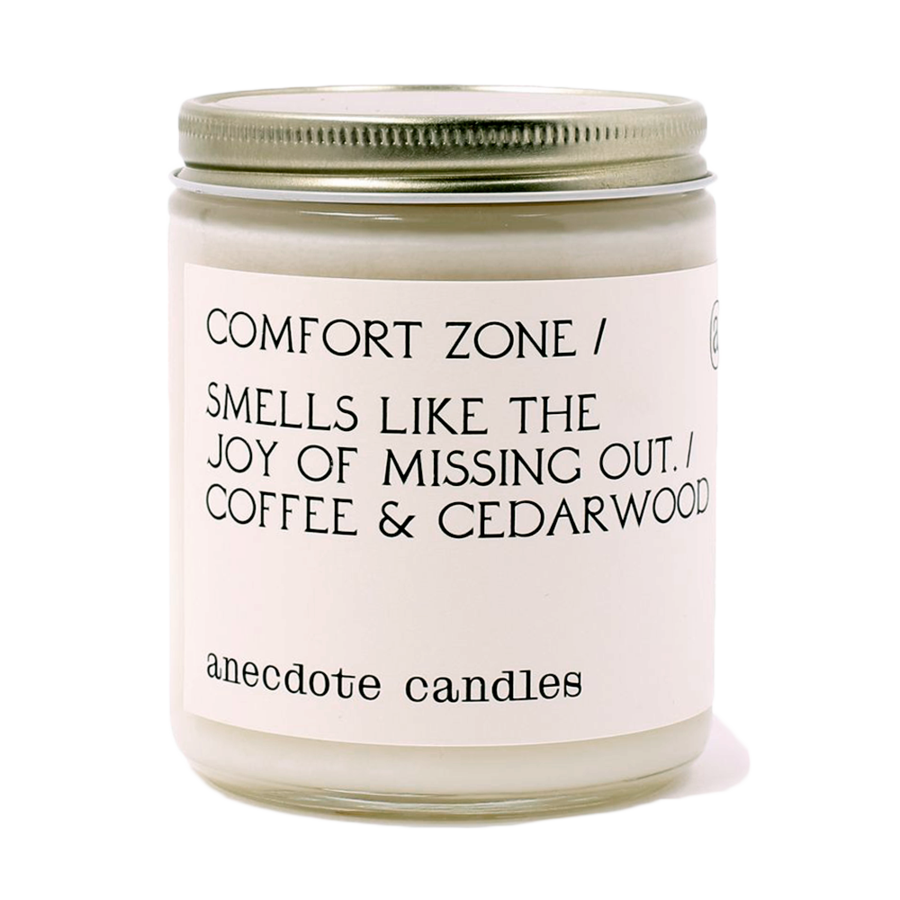 CANDLE | Anecdote Candles Comfort Zone