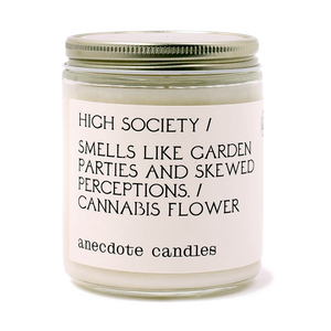 CANDLE | Anecdote Candles High Society