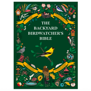 BOOK | The Backyard Birdwatcher's Bible