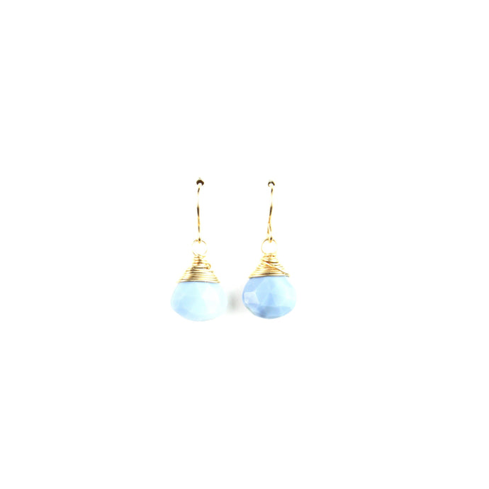 PANTONE Blue Opal Earrings