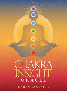 CARD DECK | Chakra Insight Oracle
