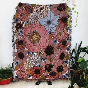 BLANKET | Dream Garden