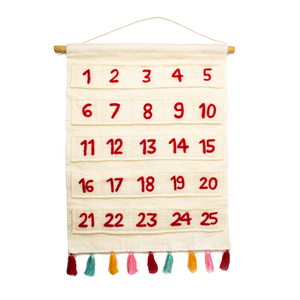 CALENDAR | Felted Advent Calendar