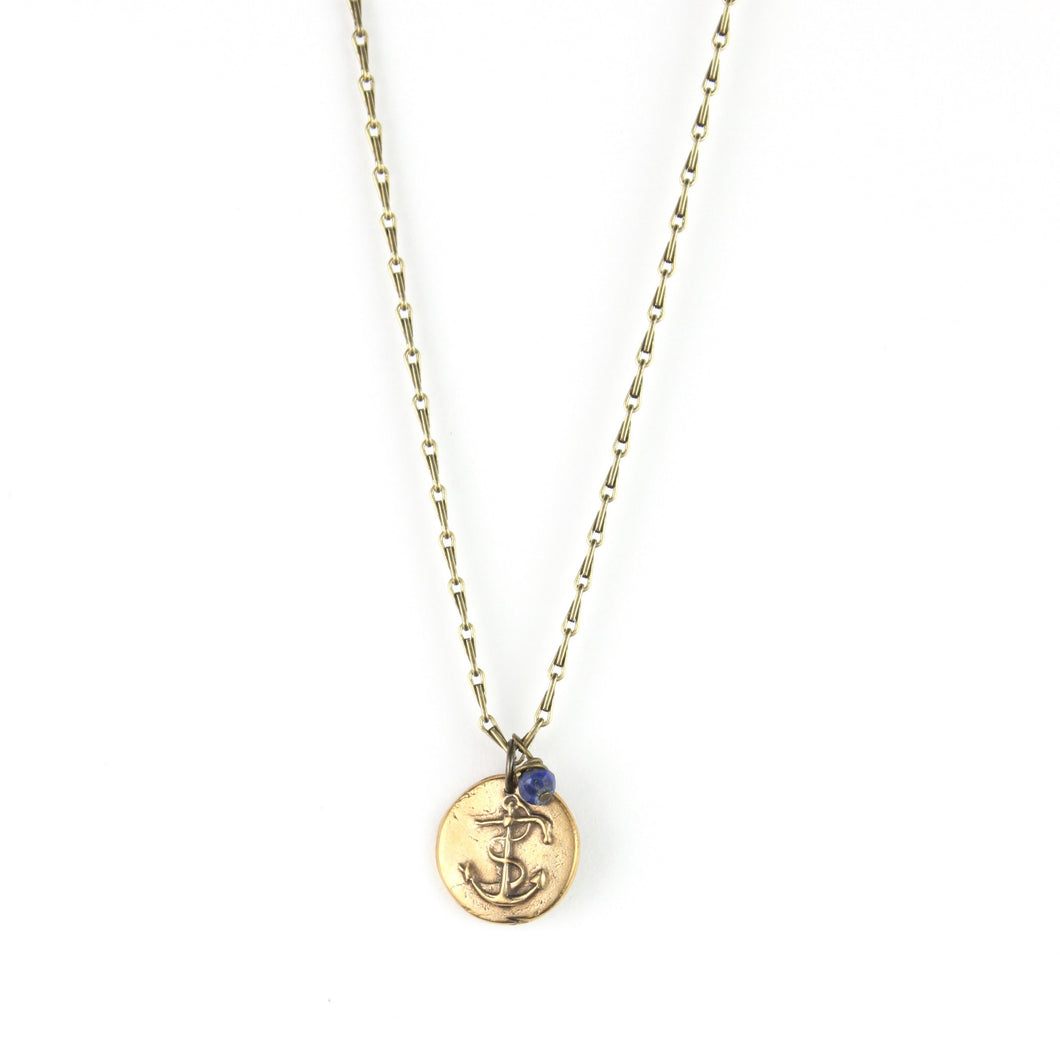 Token | Anchor Necklace