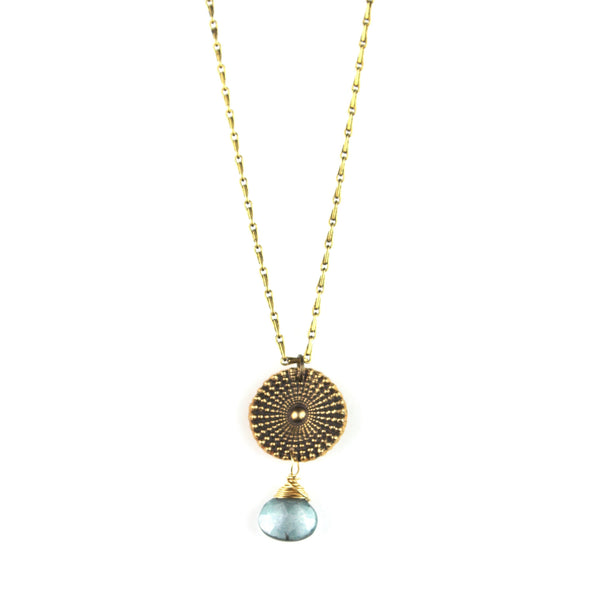 RADIAL DROP I Necklace