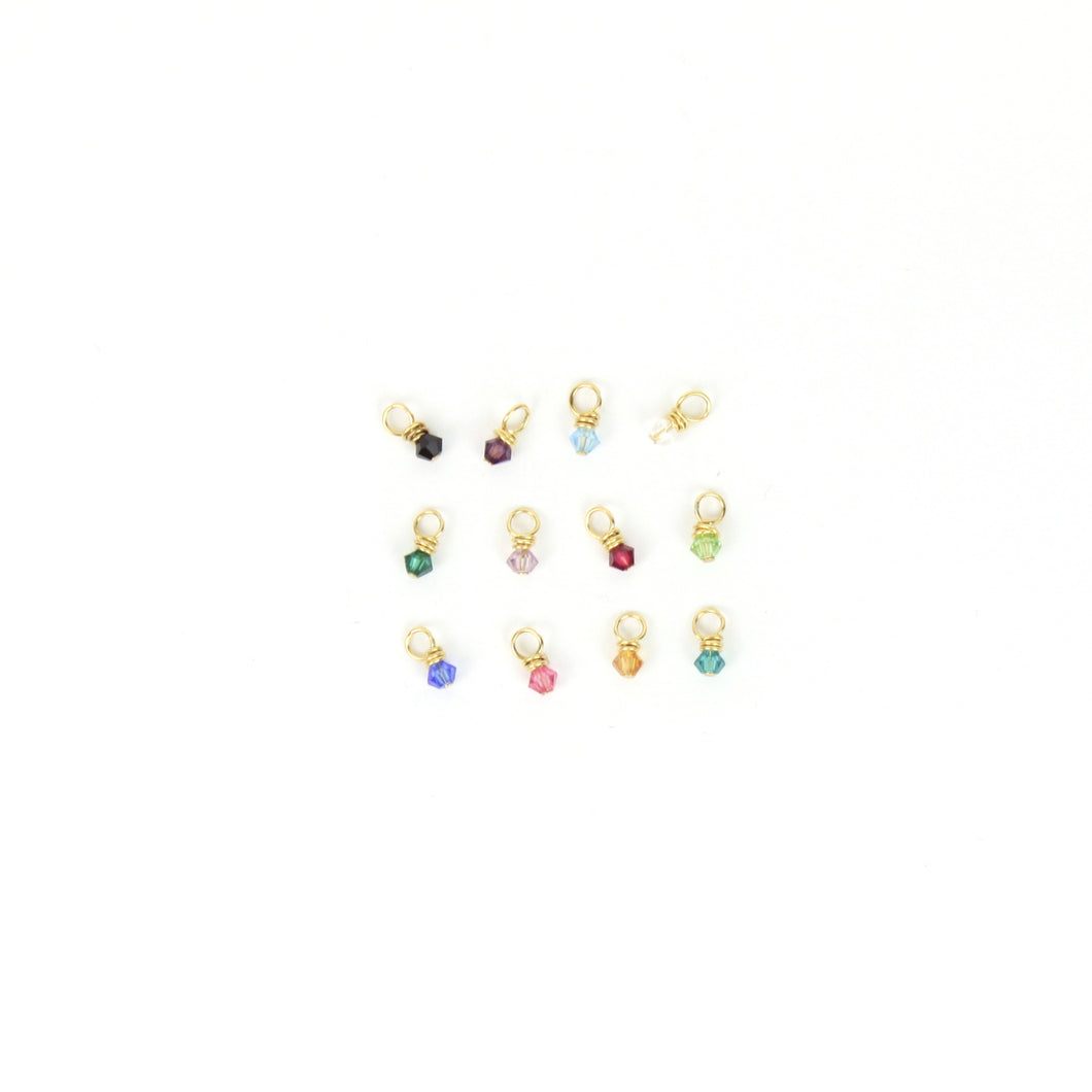 CHARM BAR | Birthstone Add On