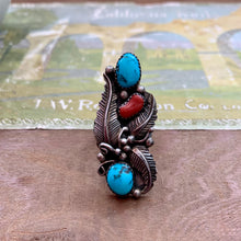 TURQUOISE FILES | Statement Ring IV