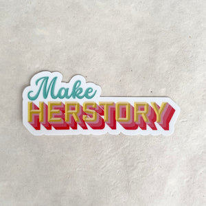 STICKER | Make Herstory