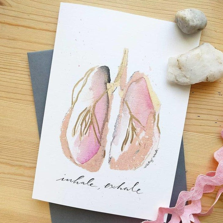 PRINT | Anatomical Lungs