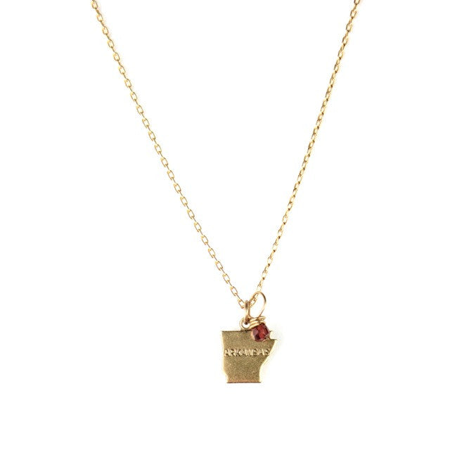 PLACE | Arkansas Necklace