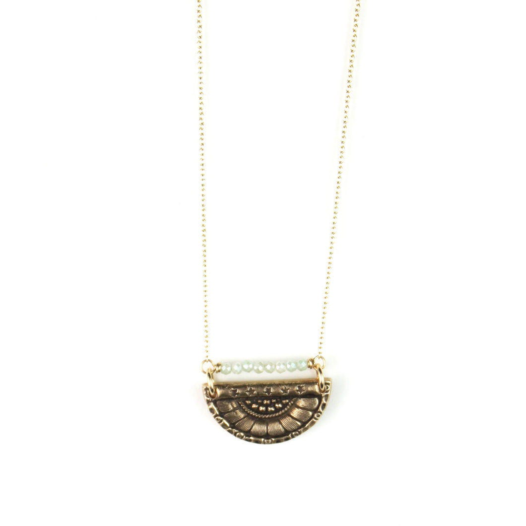 VINTAGE REDUX | Daisy II Necklace