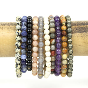 BRACELET | Faceted Gemstones