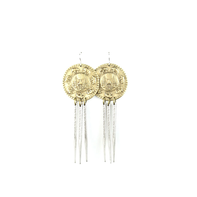 HATHI | Elephant Earrings