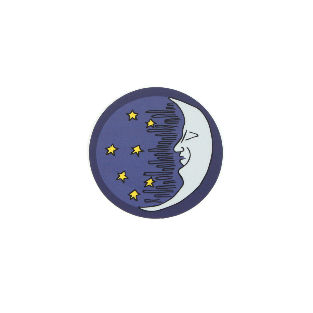 STICKER | Bella Vita Moon