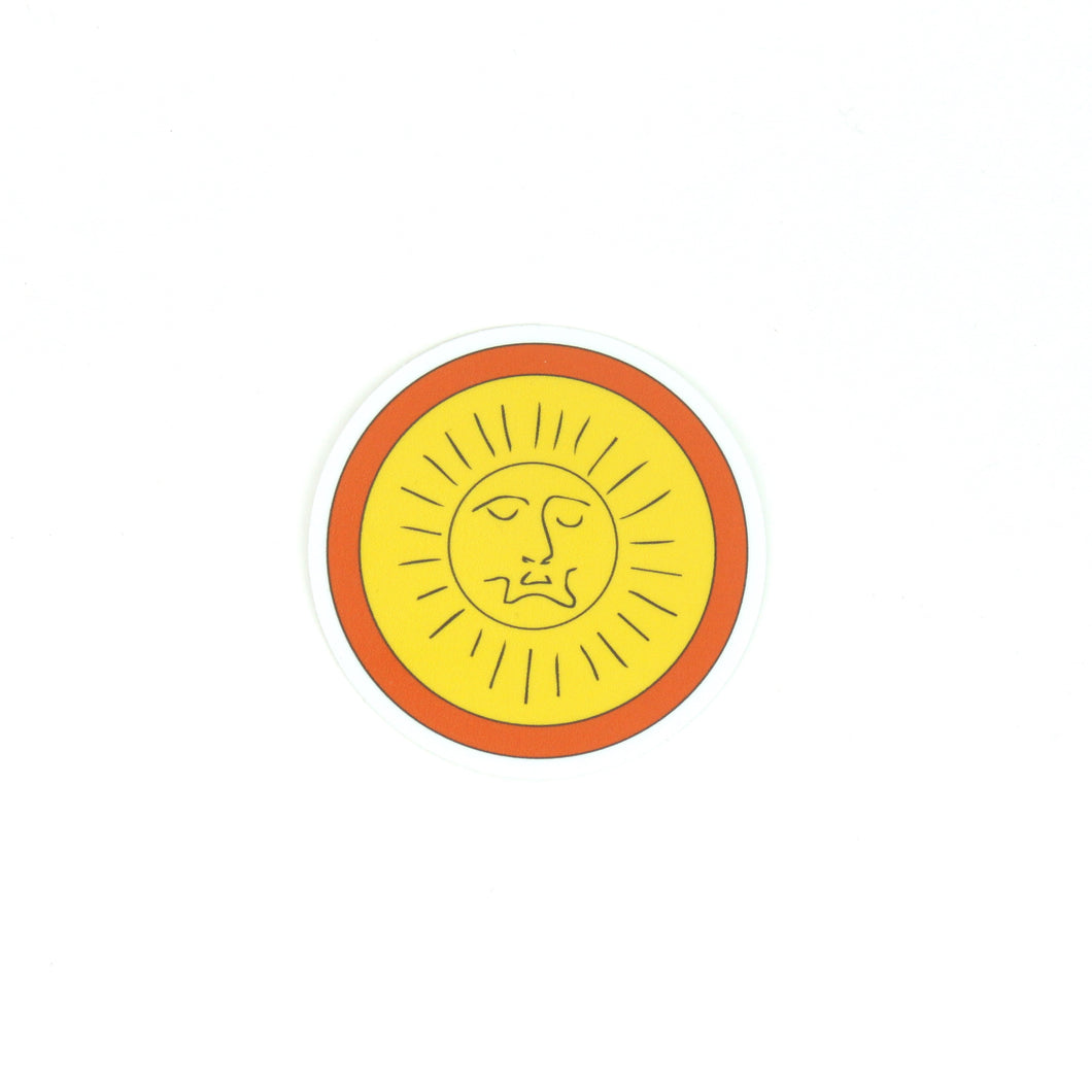 STICKER | Bella Vita Sun
