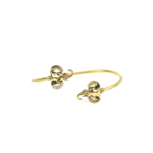 BANGLE | Brass Elephant