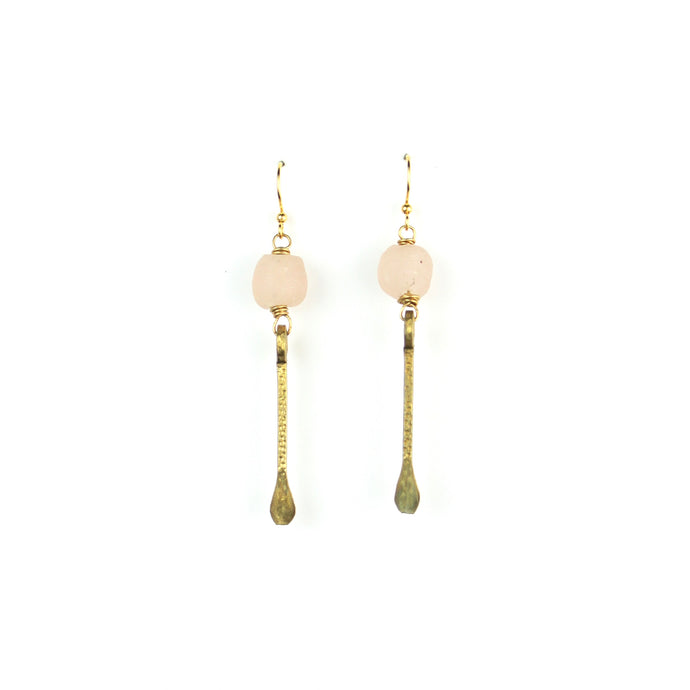 SOLSTICE Earring | Rose Pink