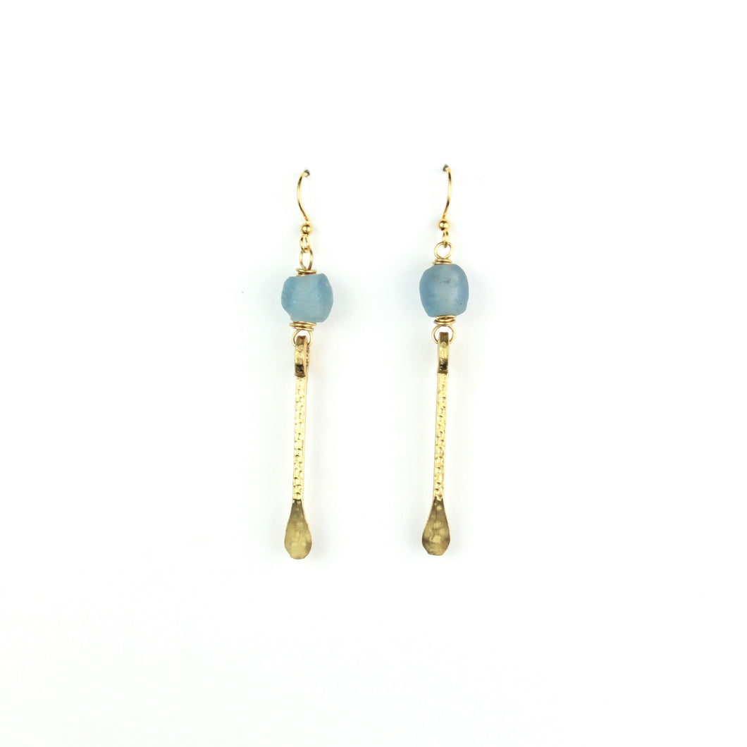 SOLSTICE Earring | Cornflower Blue