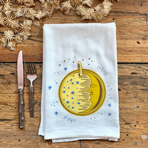 TEA TOWEL | Moon Charm