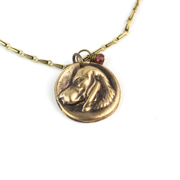 Token | Dog Necklace