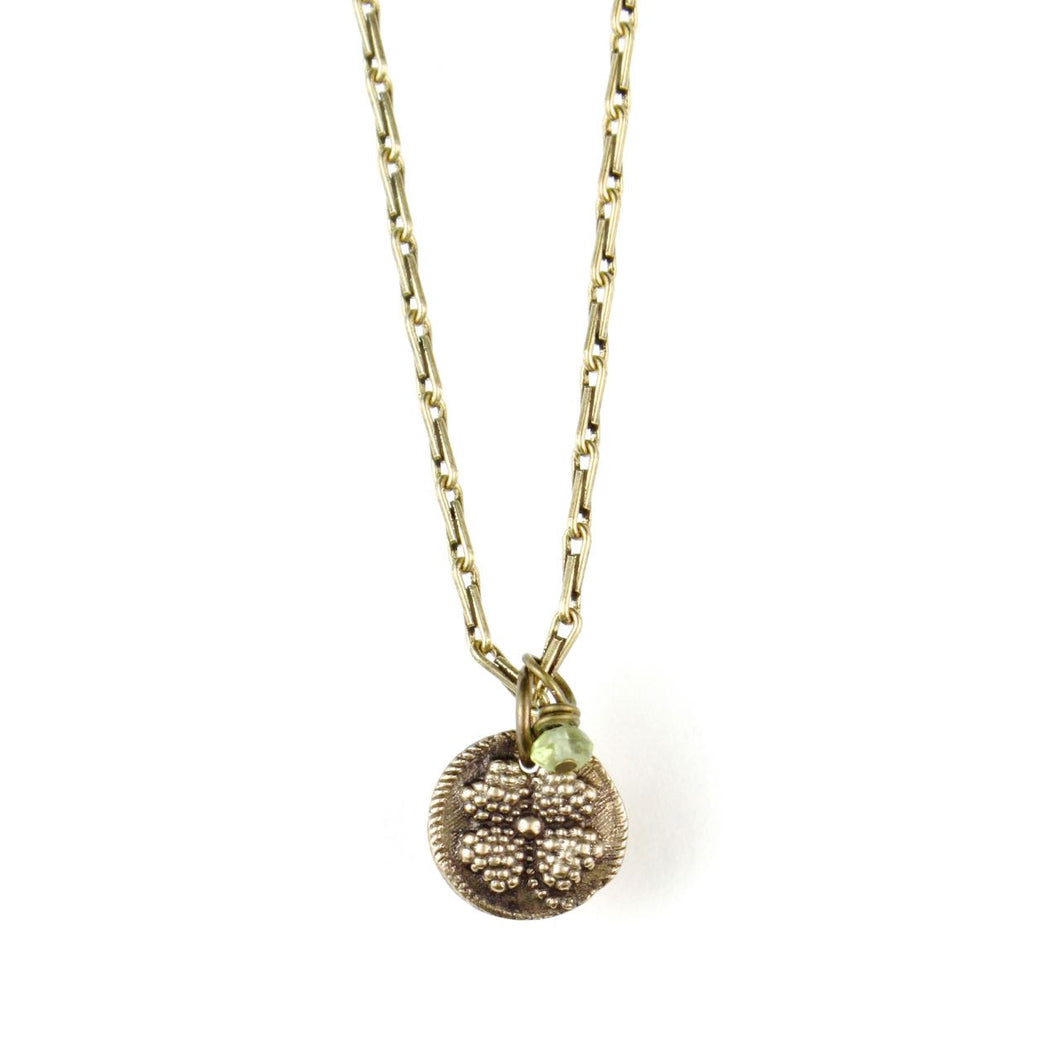 TOKEN Necklace | Clover