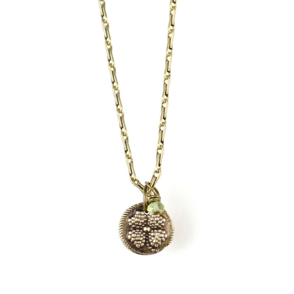 Token | Clover Necklace