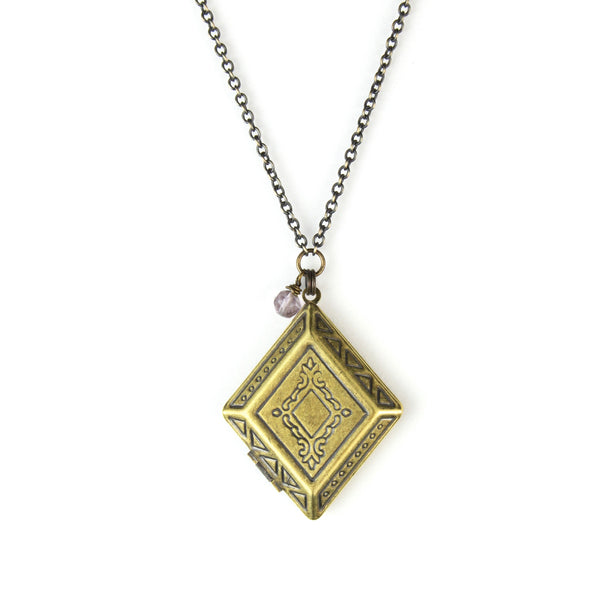 Locket | DIAMOND Necklace