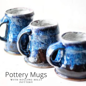 WORKSHOP | Pottery Mugs - May 15