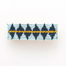ACCESSORIES | Seed Bead Barrette Large