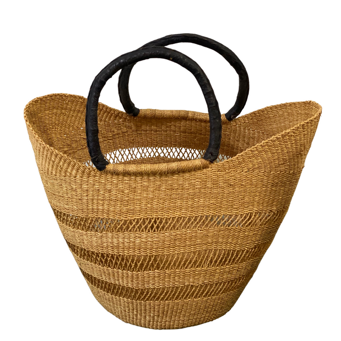 BASKET | Savanna Shopper Basket