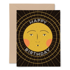CARD | Birthday Sun