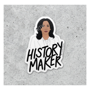 STICKER | Kamala ''History Maker''