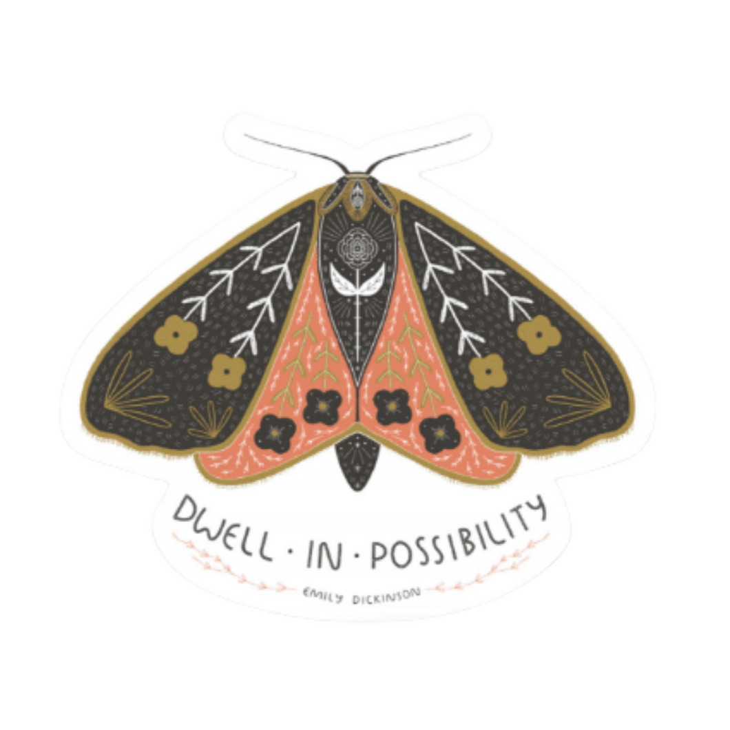 STICKER | Dwell In Possibility