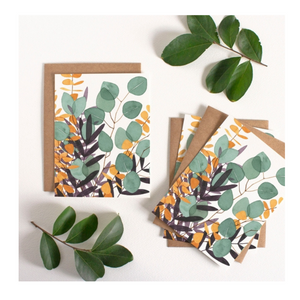 CARD SET | Eucalyptus Box Set