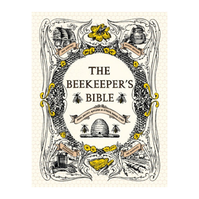 BOOK | The Beekeeper's Bible