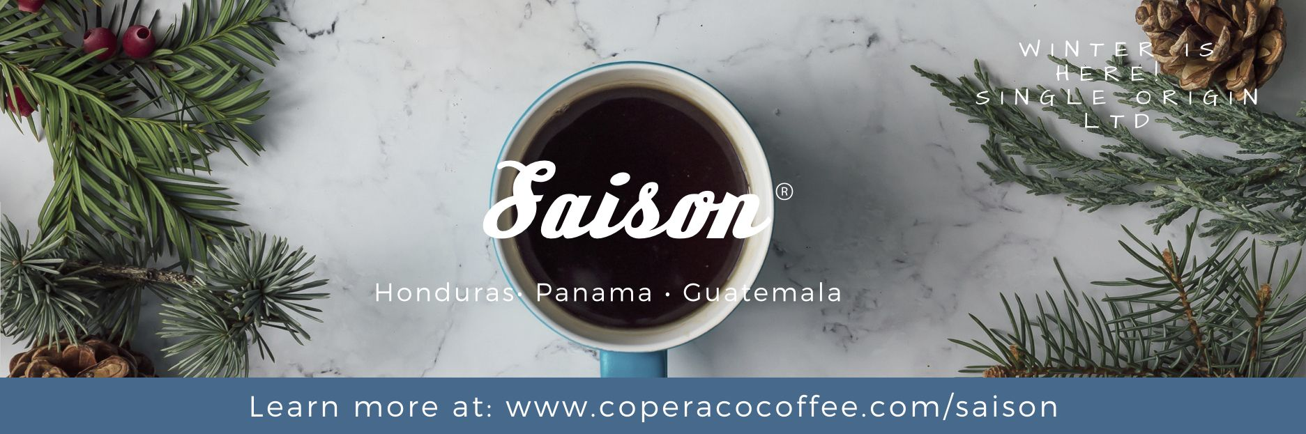 Coperaco seasonal coffees for Fall 2017 are now available !