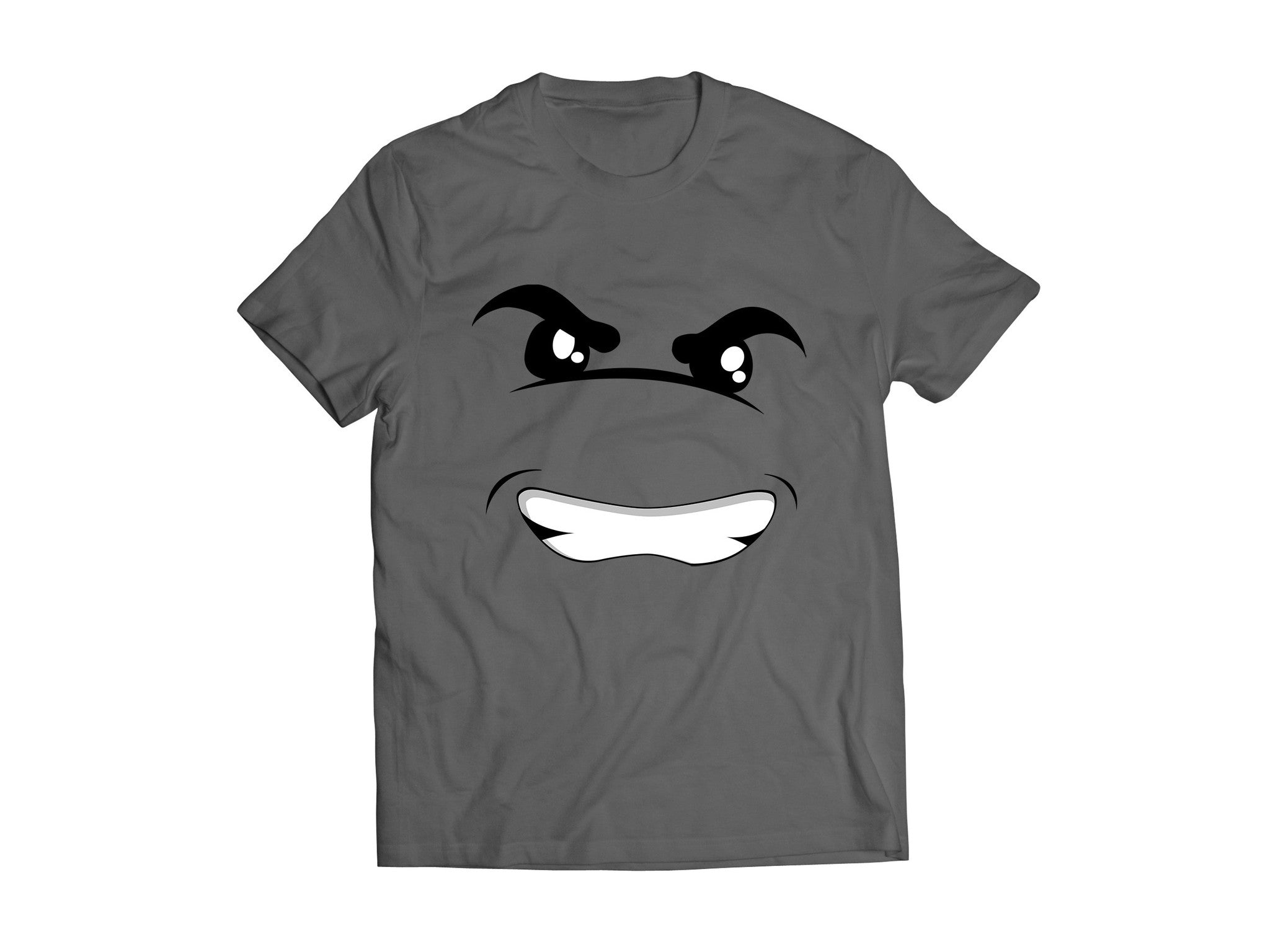 BEASTYWF GREY T-SHIRT