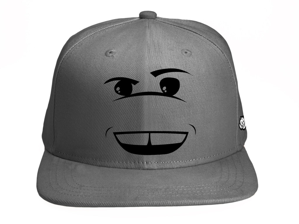 "Crazy Eyes ""GREY"" SnapBack"