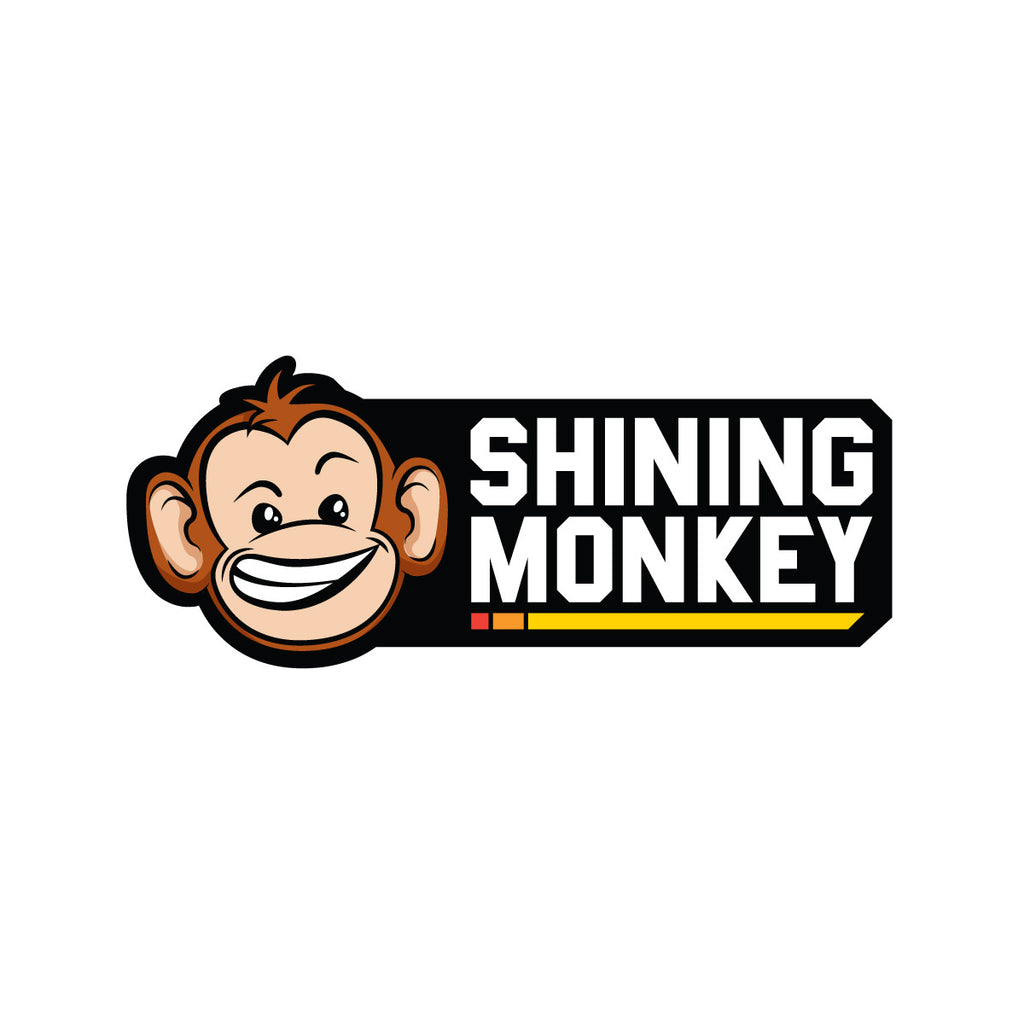 SHINING MONKEY OFFICIAL DECAL