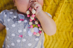 Non-toxic teething Remedies