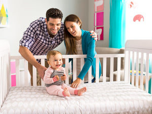 How Firm Does A Crib Mattress Need To Be