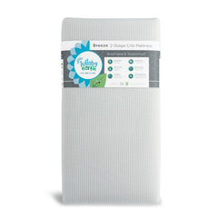 Gray Breeze Breathable Crib Mattress