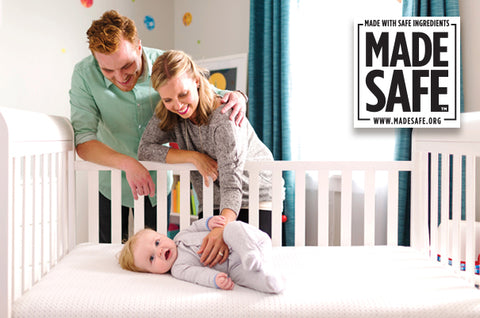 Lullaby Earth is MADE SAFE Certified | Lullaby Earth Blog