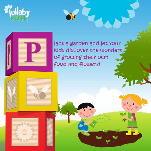 Abcs Of Earth P Is For Plant Lullabyearth Com