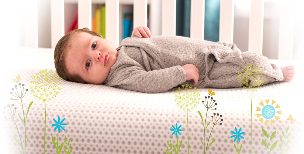 Breeze Breathable Crib Mattress Giveaway