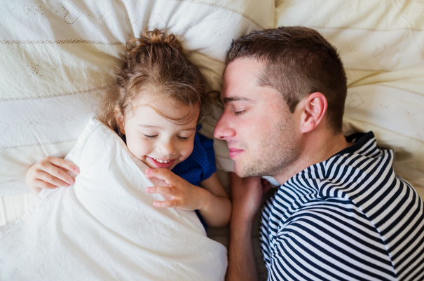6 Times Parents Were Thankful For Sleep