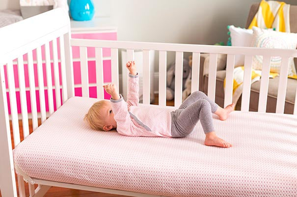 When to Flip A 2-Stage Crib Mattress