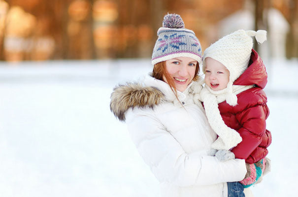 Winter Wellness for Kids